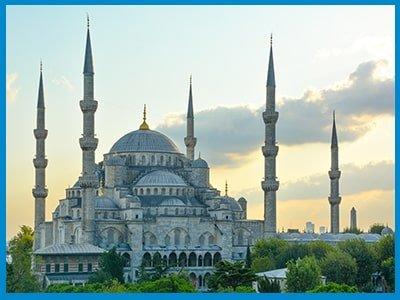ثمن التذكرة من المغرب الى تركيا بالدرهم