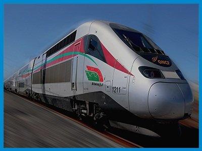 ثمن تذكرة القطار بالمغرب 2021
