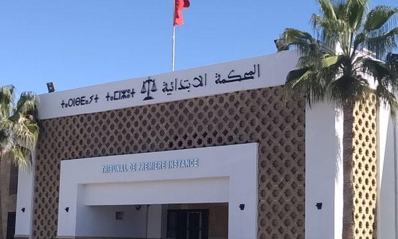 عدد المحاكم الابتدائية بالمغرب